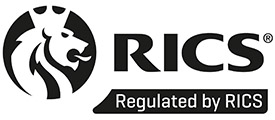 REGULATED RICS LOGO BLACK