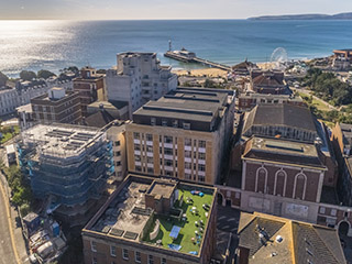 Project2 Bournemouth Aerial Photo